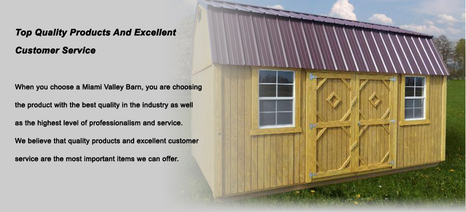 Top Quality Products and Excellent Customer Service.